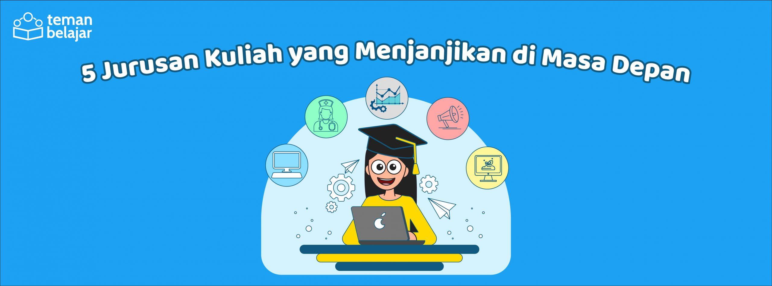 5 Jurusan Kuliah yang Menjanjikan di Masa Depan - Teman Belajar