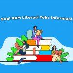 contoh soal AKM kelas 11 literasi | Teman Belajar