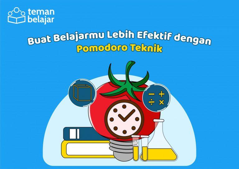 belajar efektif dengan pomodoro teknik | Teman Belajar