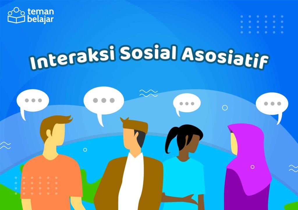 interaksi sosial kelas 10 SMA | Teman Belajar