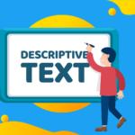 Descriptive Text | Teman Belajar