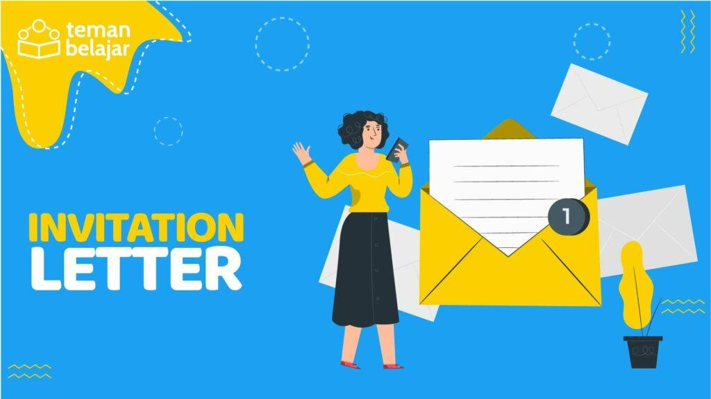 Invitation Letter | Teman Belajar